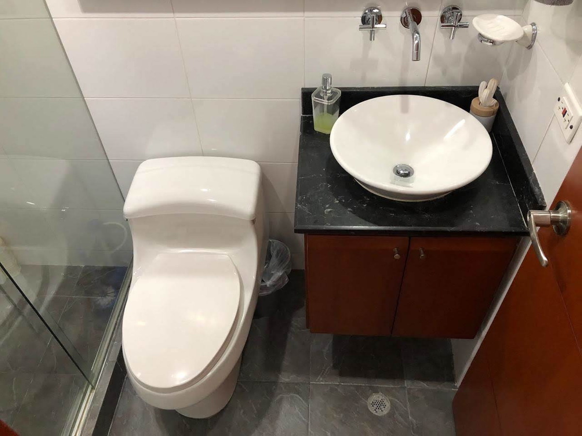bella suiza, 2hab, 3 baños, 2 parqueos, $ 520 mm