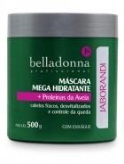 belladonna kit jaborandi  shampoo+condicionador+mascara