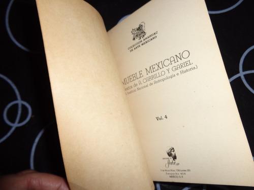 bellas artes -- mueble mexicano