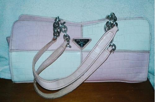 bellas carteras de crocco estilo pr@d@