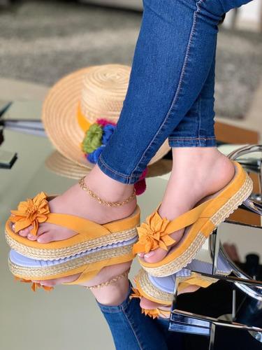 bellas sandalias mujer calidad colombiana envio gratis