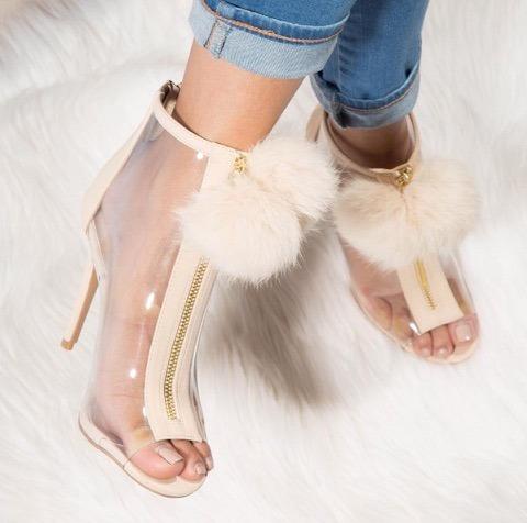 bellas  sandalias plataforma al detal. incluye envio.