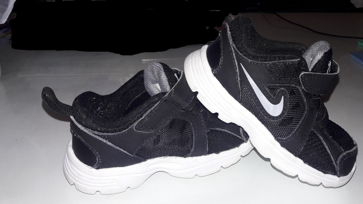 zapatillas nike ninos negras