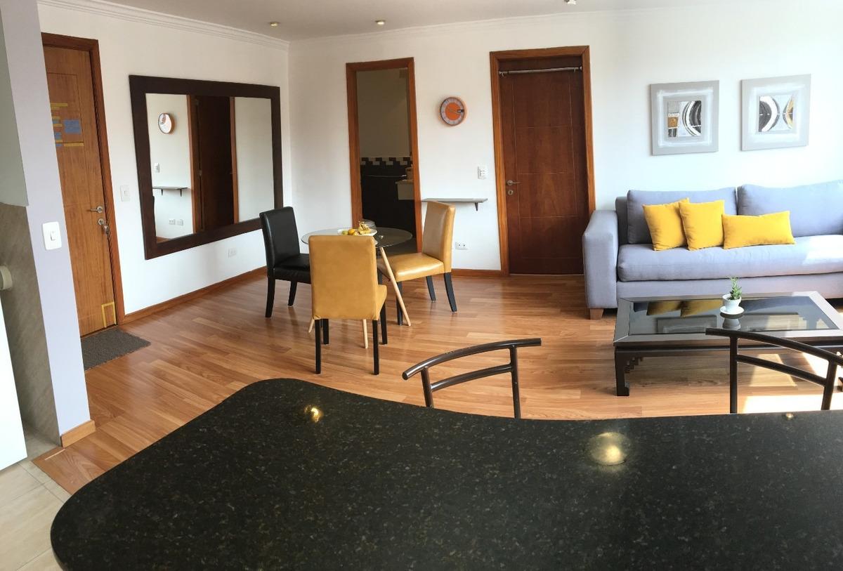 bellavista - arriendo o venta amplia suite piso 10