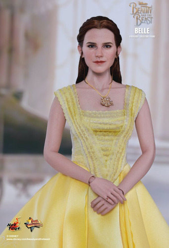 belle beauty and the beast hot toys