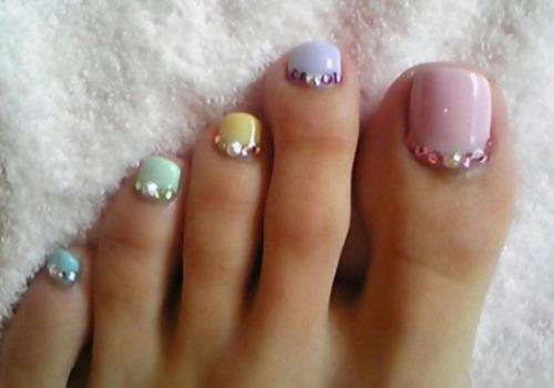 belleza de manos y pies a domicilio!