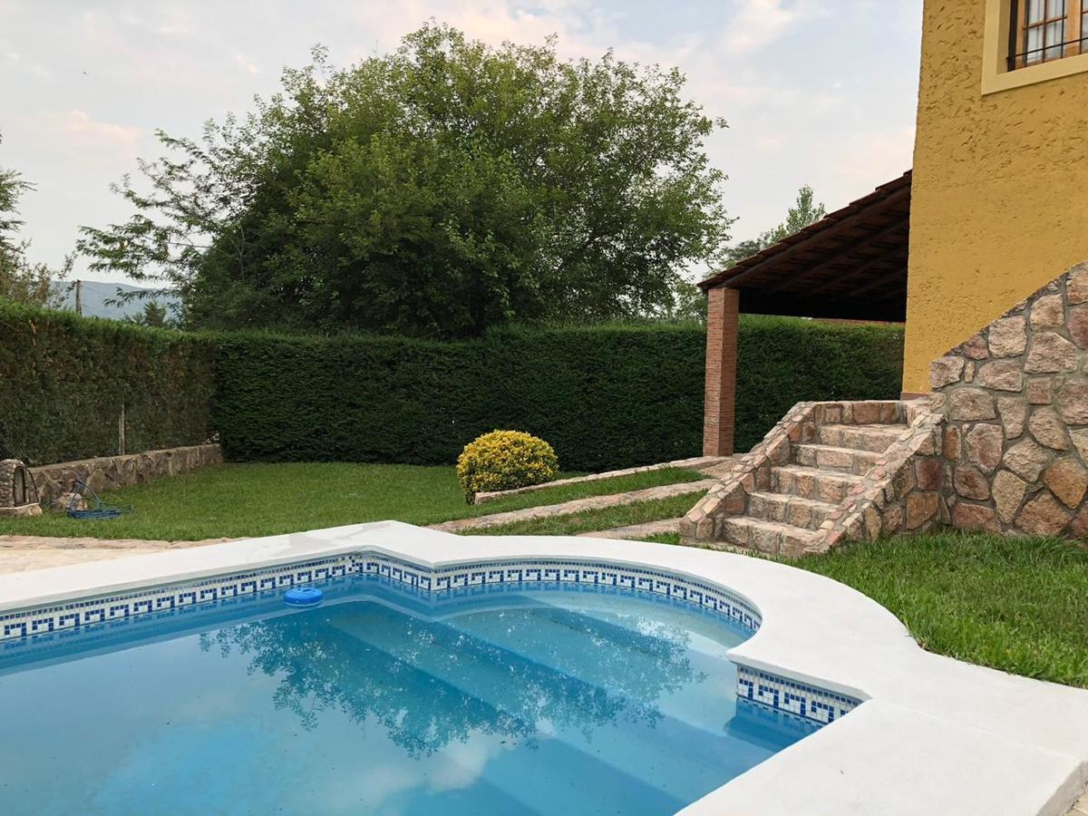belleza impecable!!! villa icho cruz: espectacular casa!!!c/ piscina,  punilla, cba