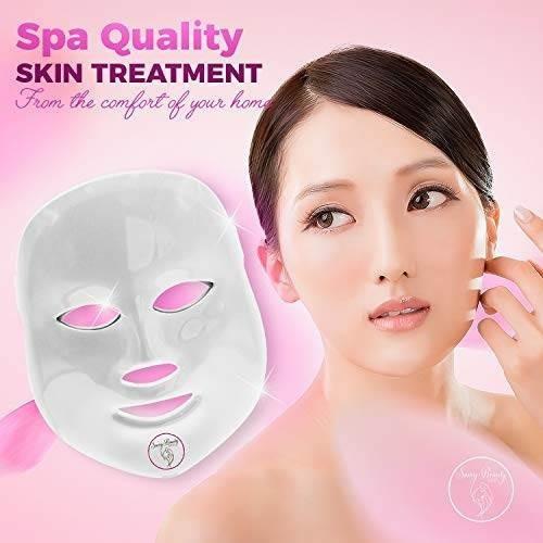 belleza y cuidado personal snorkel-sm1077 savvy beauty led