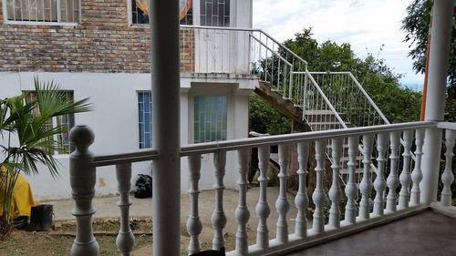bellisima casa campestre junto a via principal