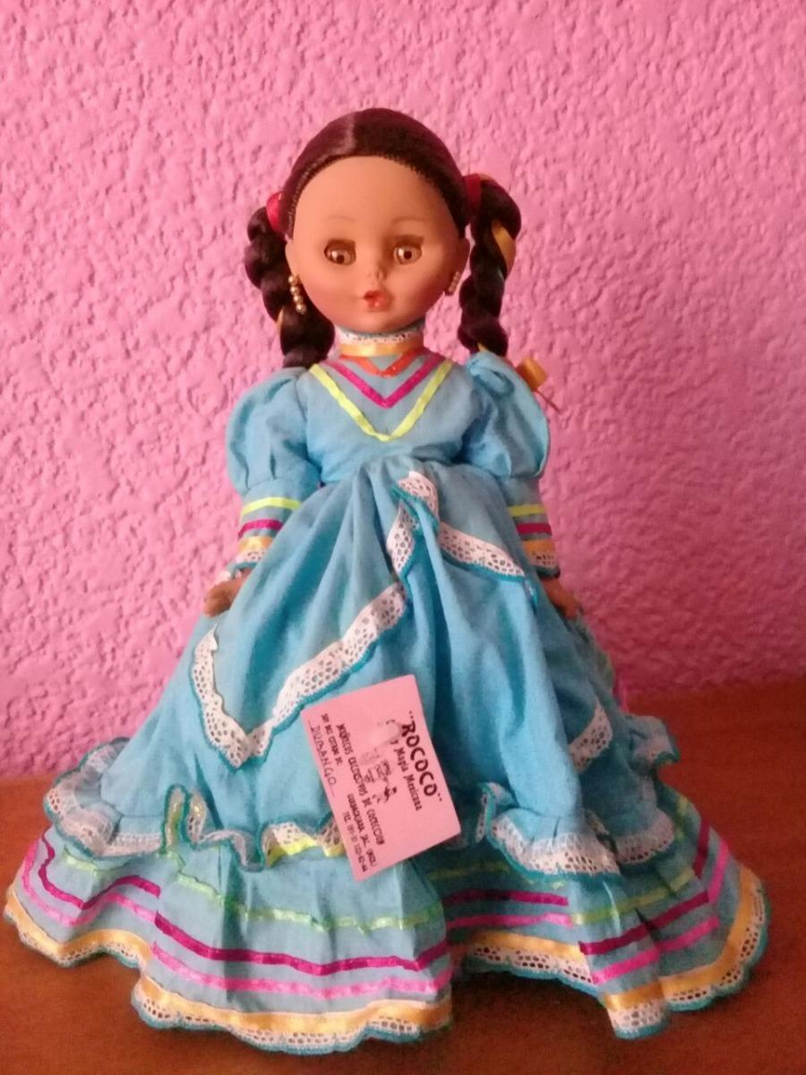 Lujo Vestidos De Novia Estilo De La Muñeca Del Bebé Fotos ...