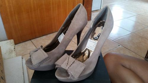 bellisimos zapatos tacón alto marca aptitud