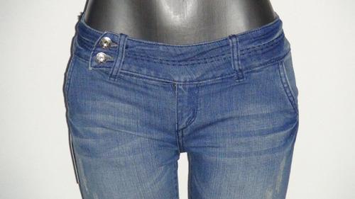 bello blue jeans strech  dama, marca  kan can talla 5/6