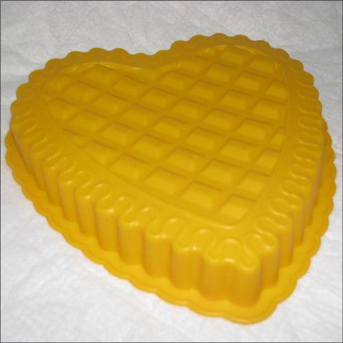 bello, molde silicon torta gelatina quesillo corazon
