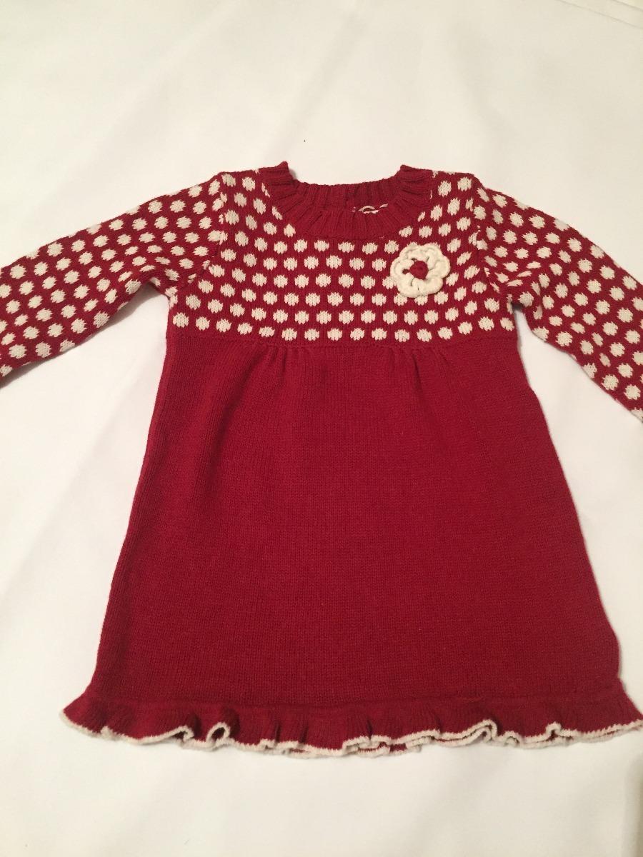 a65d9cf94 bello suéter vestido para niña talla 3-6 meses. Cargando zoom.