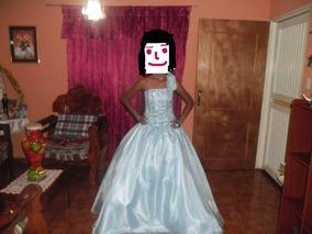 335c8955d Vestido De 15 Años Azul - Vestidos en Mercado Libre Venezuela