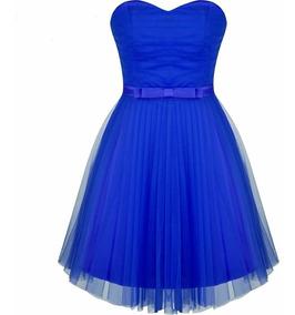 Vestidos Para Graduacion Cortos Vestidos De Mujer Azul En