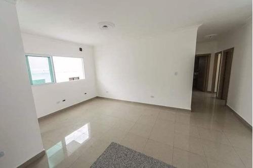bello y espacioso apartamento en alquiler km 13