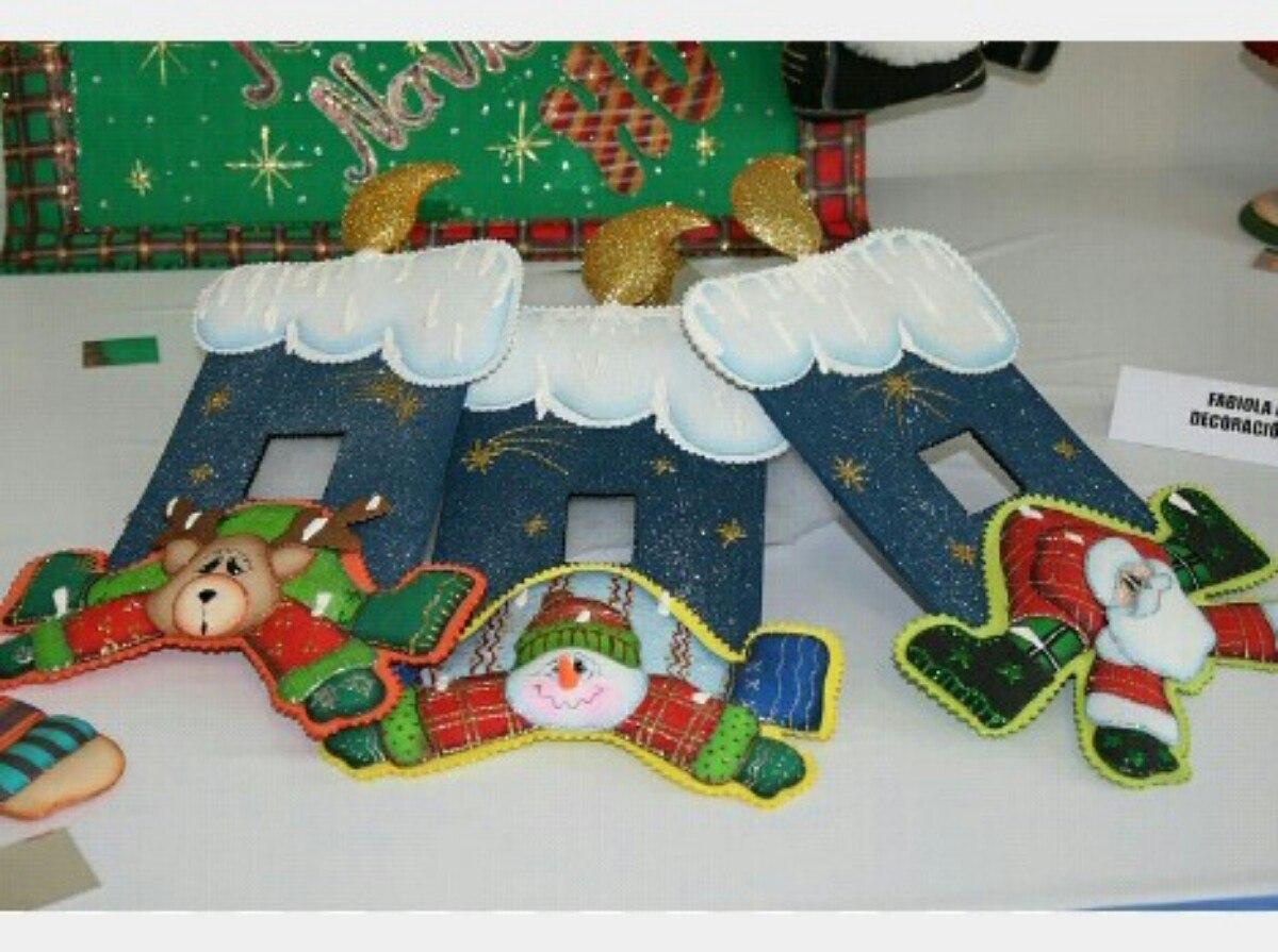 Bellos adornos de navidad en foami bs 700 00 en mercado - Adornos para fotos gratis ...
