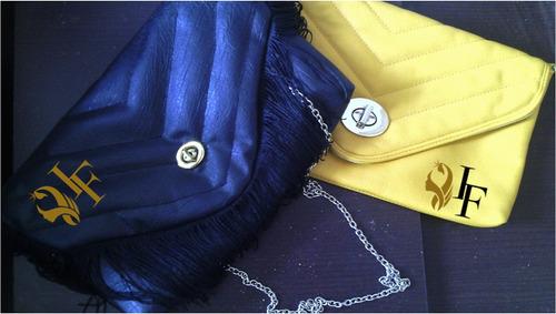 bellos bolsos, carteras, morrales, porta cosméticos y mas