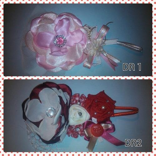 bellos cintillos, diademas para niñas y recién nacida