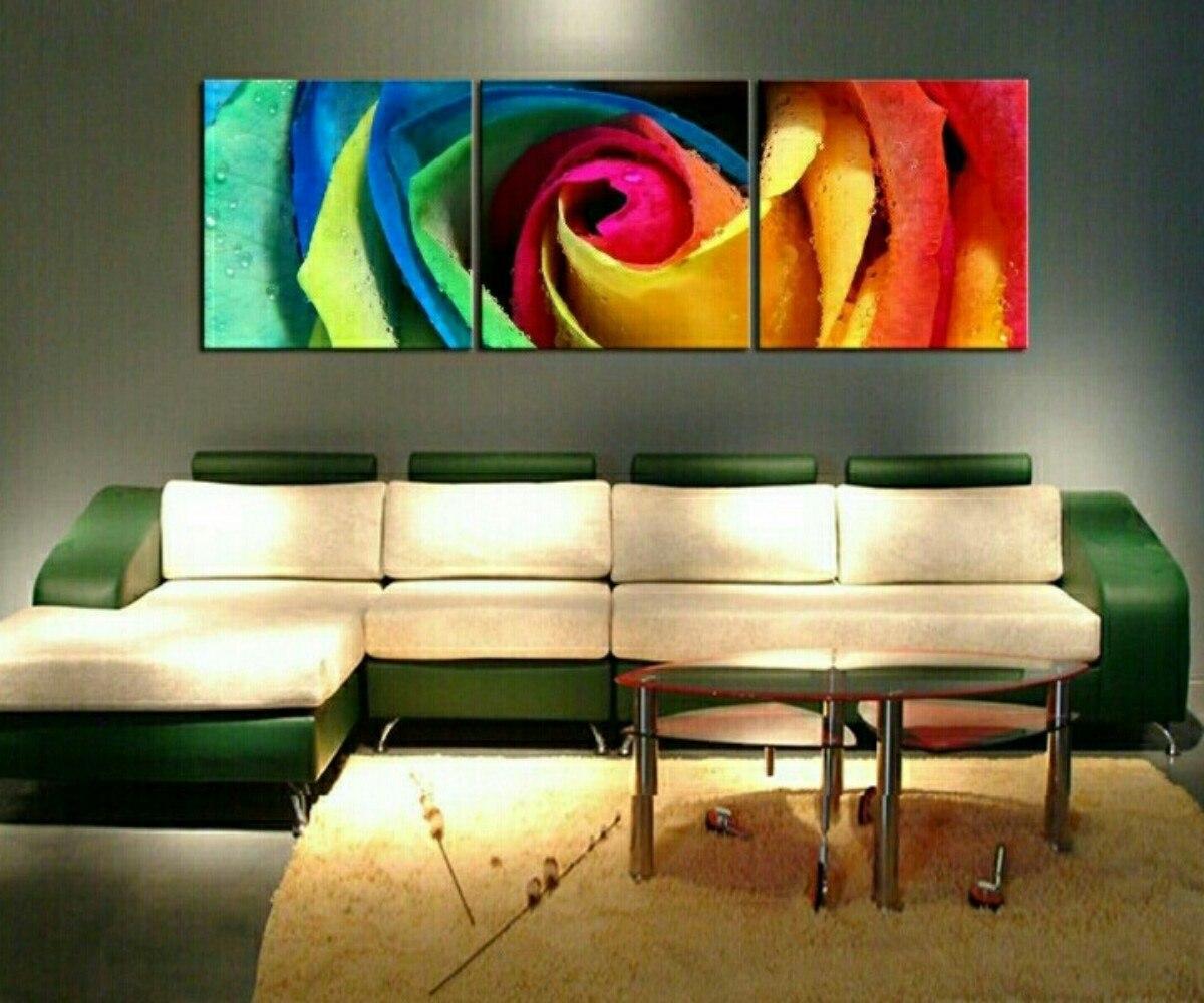 Bellos cuadros abstractos pintados por artista venezolano - Fotos cuadros abstractos ...