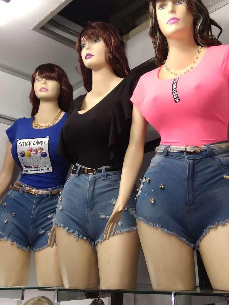 Bellos Shores Jeans Damas Chicas Sexys Varios Diseños