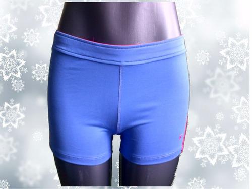 bellos short deportivo para damas en fresca tela de lycra