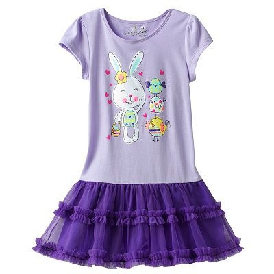 bellos vestido para niña con tutu.