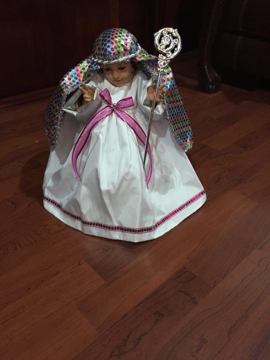 ed729e628 Bellos Vestidos De Niño Dios - U$S 150.00 en Mercado Libre