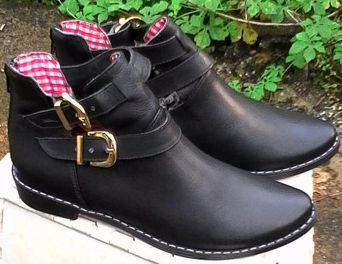 bellos y cómodos  botines para damas