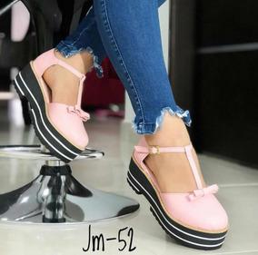 mejor valor fba1d 05c1e Bellos Zapatos Para Dama Moda 2019