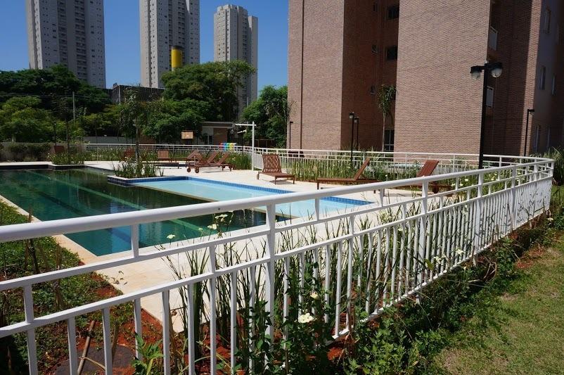 belo apartamento com 2 dorms (1 suíte), 1 vaga. cod 63224