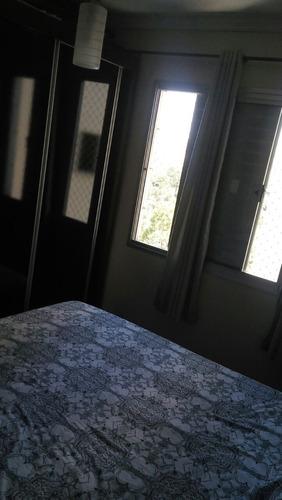 belo apartamento com 2 dorms - jd monte alegre -  bete 78411