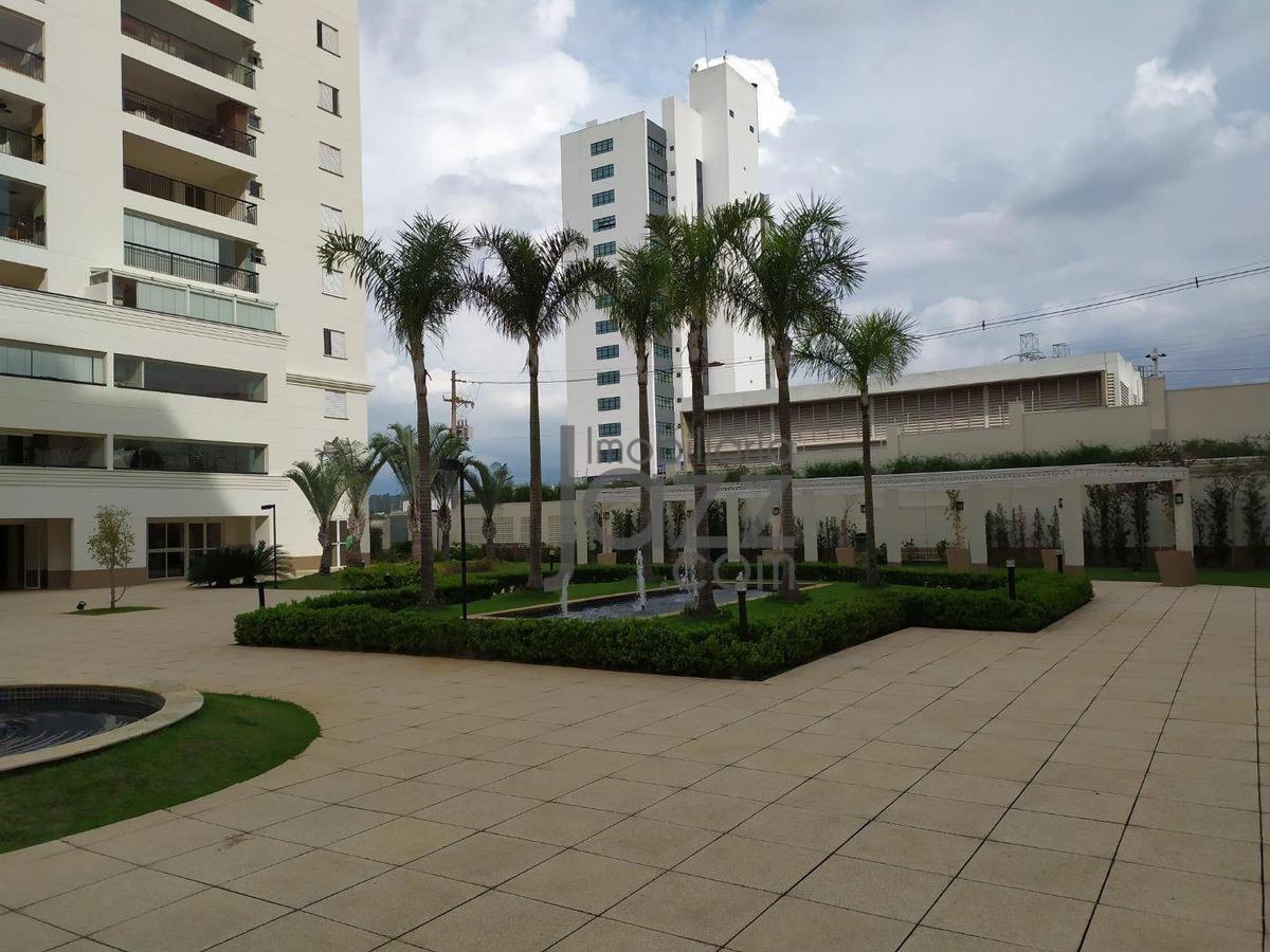 belo apartamento com 3 dormitórios à venda, 126 m² por r$ 950.000 - vila brandina - campinas/sp - ap2592