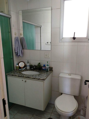belo apartamento com 3 dorms - jd das vertentes - ref 78566