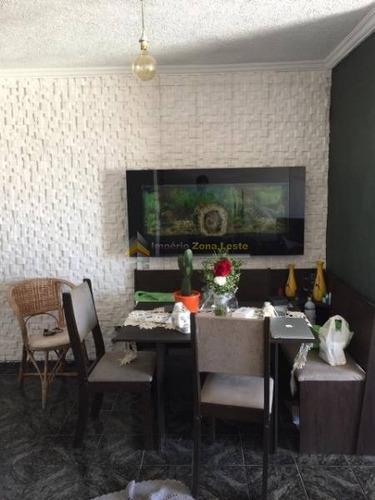 belo apartamento duplex no bairro de vila granada - 1891