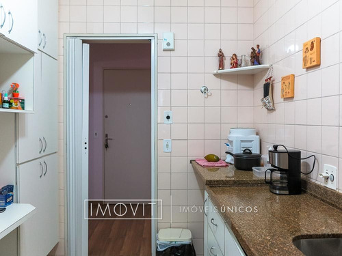 belo aproveitamento do espaço em prédio com fácil acesso - ap1164