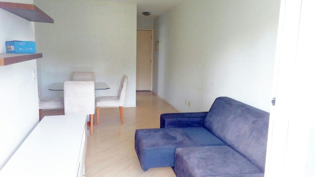 belo apto reformado de 2 dorms - vila andrade - telma 78554