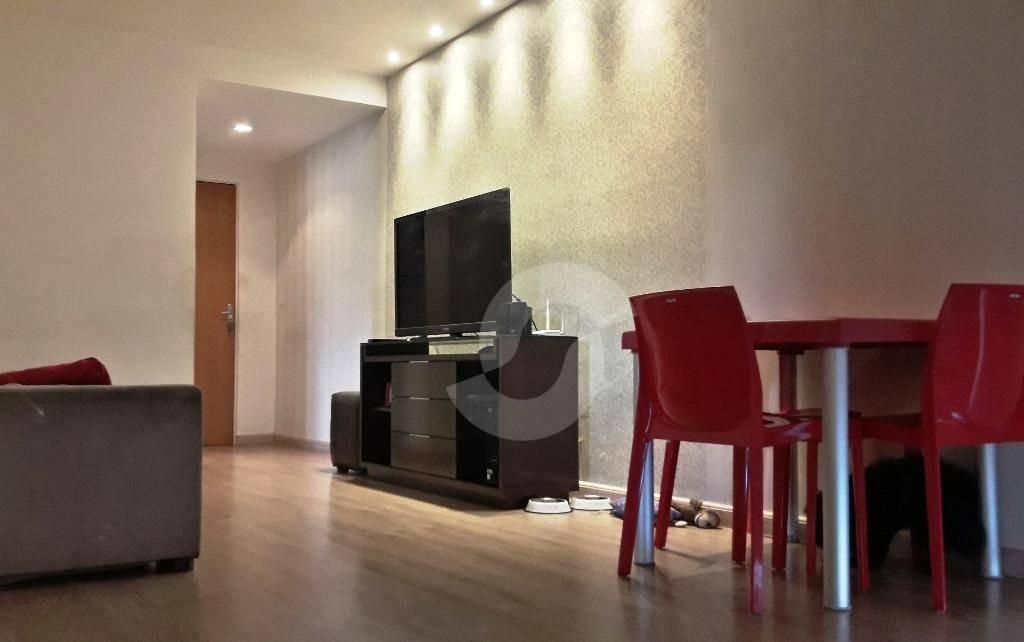 belo e finamente decorado apartamento de dois quartos - ap5948