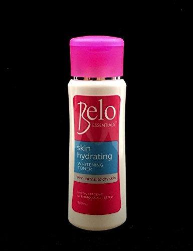 belo essentials skin blanqueador piel hidratante tonificant