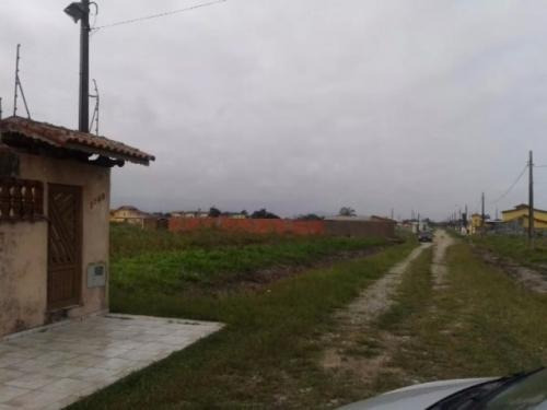 belo lote em itanhaém  bairro cibratel 2 1000 metros do mar