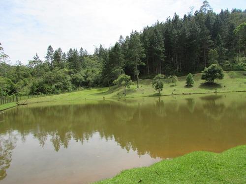 belo sitio/linda sede/piscina/lago/lazer/morar/ref: 04620
