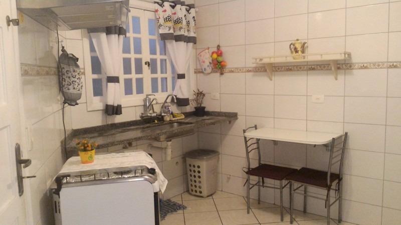 belo sobrado com 2 dormitórios, agende sua visita! ref 78635