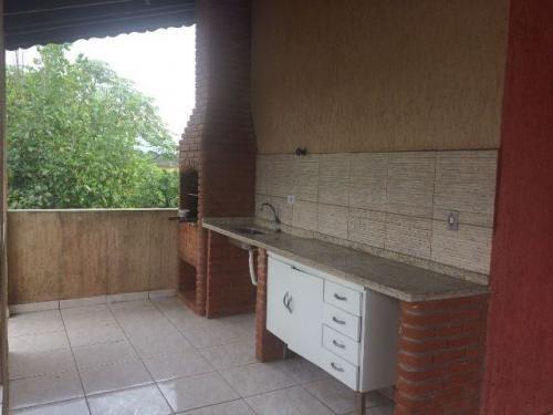 belo sobrado com 4 dormitórios e 4 banheiros, itanhaém-sp!!!