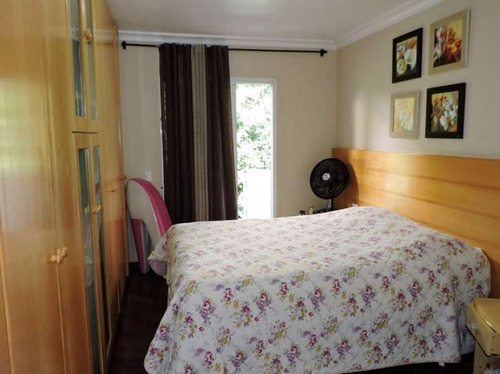 belo sobrado com condomínio c/3 dorms - cotia - silva 78256