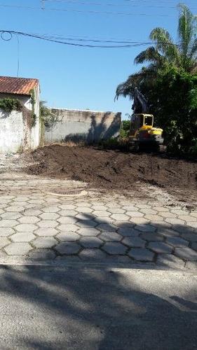 belo terreno aterrado no jardim luizamar mirim -ref 3901