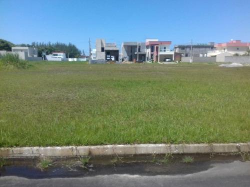 belo terreno em condomínio fechado beira mar - ref 2737