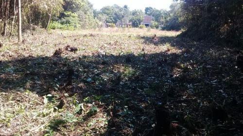 belo terreno em itanhaém - 50% de entrada + parcelas!!!