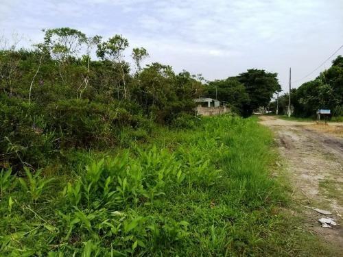 belo terreno na praia de itanhaém - 4161