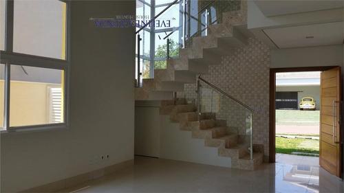 belvedere - casa em condomínio fechado - belvedere - ca0505
